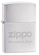 ZIPPO THE NAME IN FLAME 290609 - 705 грн.