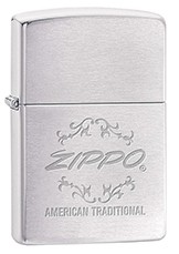 ZIPPO AMERICAN TRADITIONAL