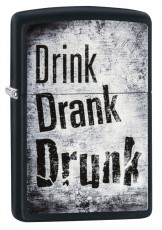 218 Drink Drank Drunk Design