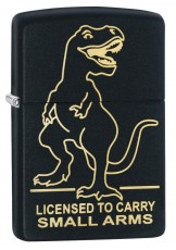 Запальничка Zippo 218 Licensed to Carry Design