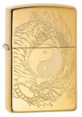 Зажигалка  ZIPPO 254B Tiger and Dragon Design