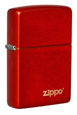 Запальничка  49475 Anodized Red Zippo Lasered